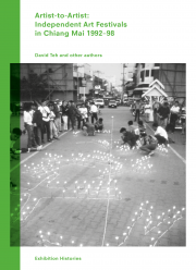 Cover of Artist-to-Artist: Independent Art Festivals in Chiang Mai 1992–98