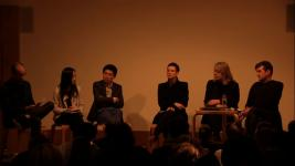 'Artist as Curator: Collaborative Practices' Symposium: Panel Discussion