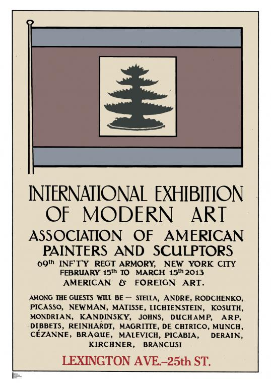 poster_Association_American_painters_and_sculptors