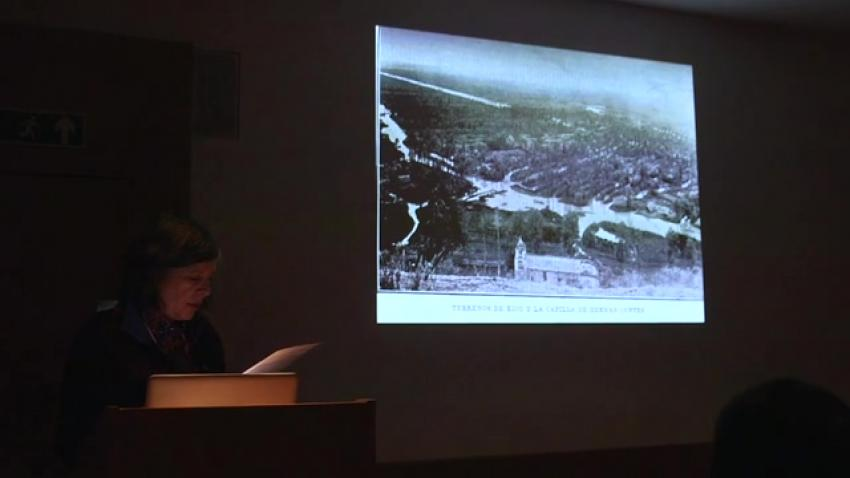 Video of 10 Feb 2018 Exhibition Histories Talk where artist Maria Thereza Alves, museum director Don Genaro Amaro Altamirano and researcher Ana Bilbao discussed Alves's 2012 project The Return of a Lake